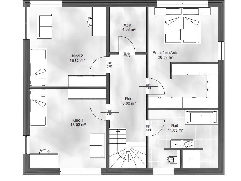 bauhaus 3. Black Bedroom Furniture Sets. Home Design Ideas
