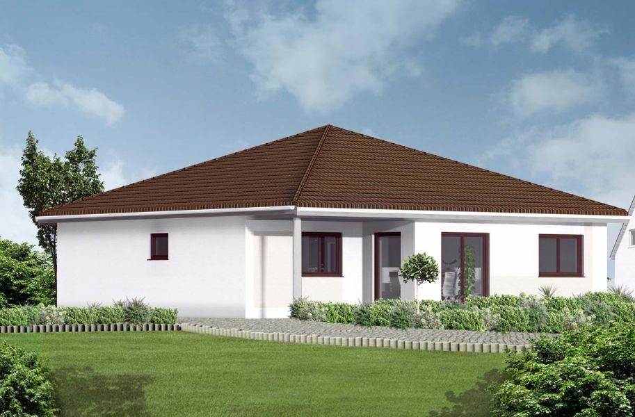 Bungalow bauen schl sselfertig und modern for Luxus bungalow bauen