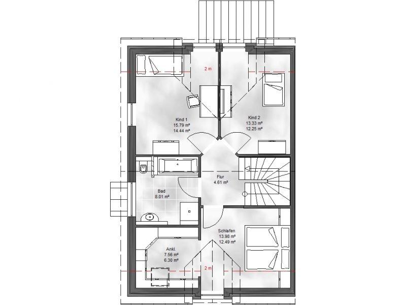 doppelhaus 3. Black Bedroom Furniture Sets. Home Design Ideas