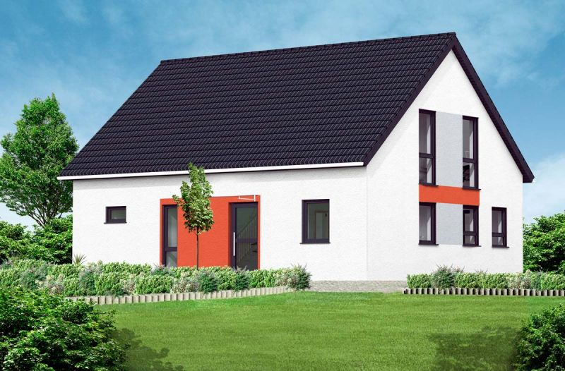 einfamilienhaus till. Black Bedroom Furniture Sets. Home Design Ideas