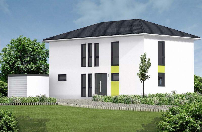 Traufhöhe Stadtvilla stadtvilla 3