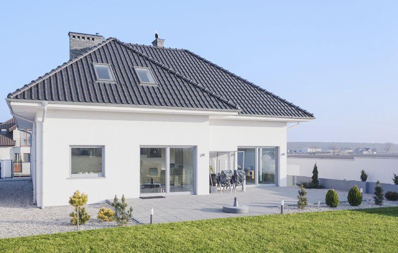 bungalow bauen - schlüsselfertig und modern - Moderne Bungalows